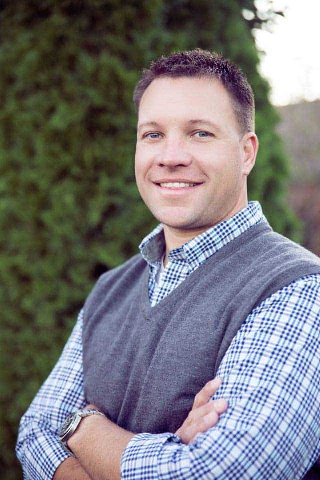 Aaron Suttenfield, Owner of RDS Lawn Care Services